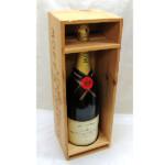 東京都港区でモエ・エ・シャンドン ブリュット ジェロボアム シャンパン 3000ml  箱付きを10,000円でお買取りさせていただきました。
