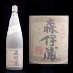 東京都世田谷区でかめ壺焼酎 森伊蔵 芋焼酎 1800mlを11,000円でお買取りさせていただきました。